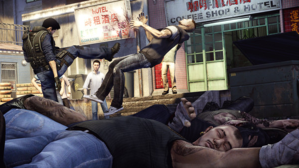 Sleeping Dogs: Definitive Edition (Steam Gift \\ RU CIS)