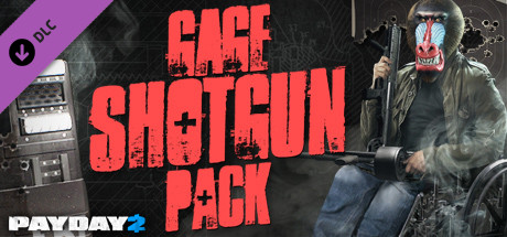 PAYDAY 2: Gage Shotgun Pack DLC (Steam Gift \\ RU + CIS)