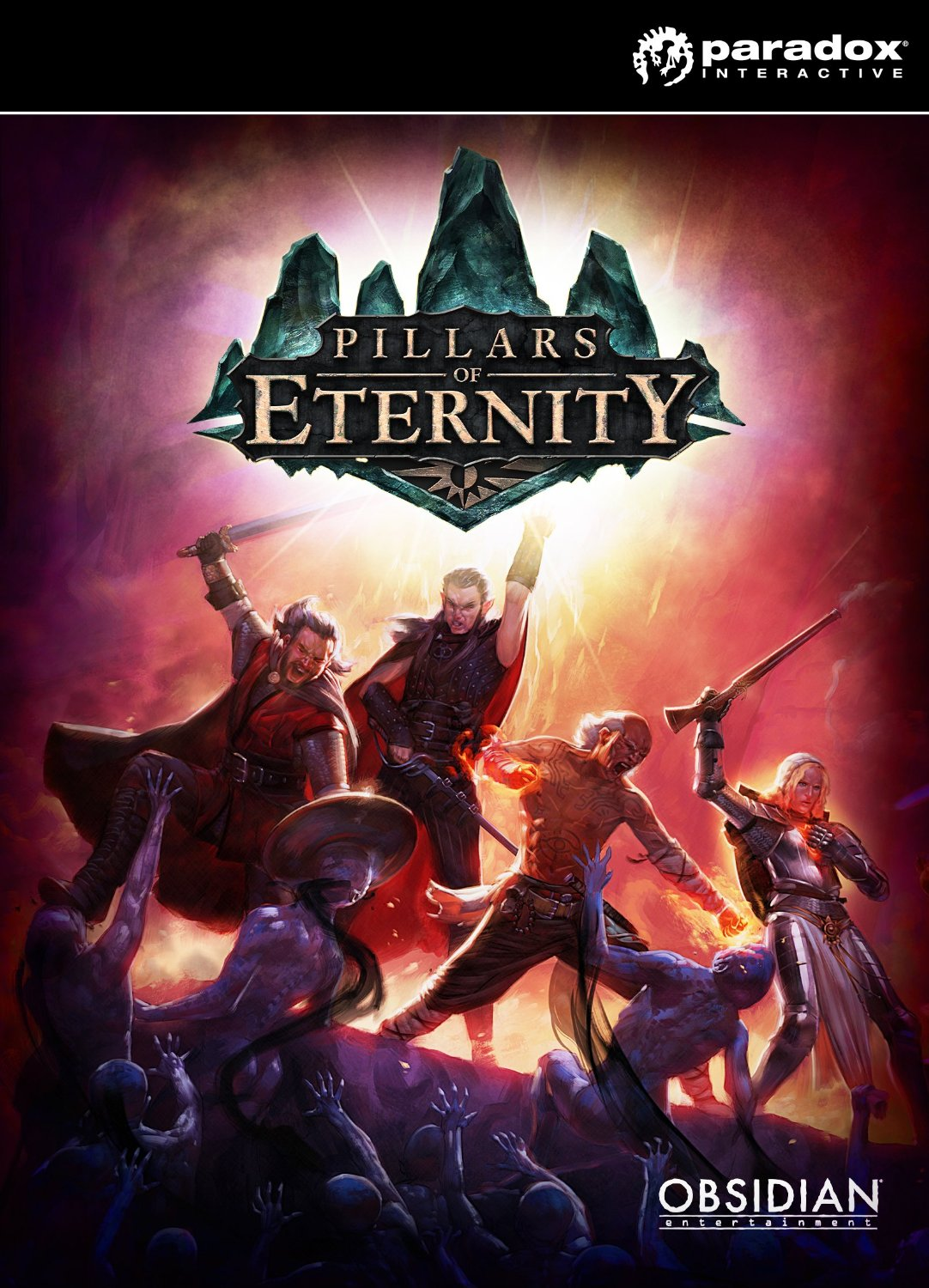 Pillars of Eternity Hero Edition (STEAM \\ REGION FREE)