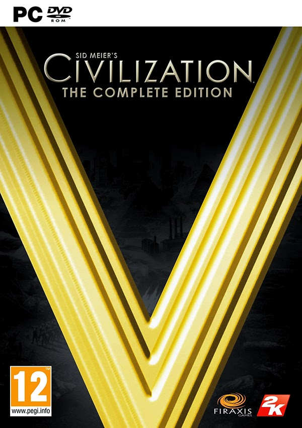 Civilization V 5 Complete Edition (STEAM \ REGION FREE)