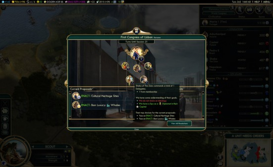 Civilization V 5: Brave New World (Brave New World) DLC