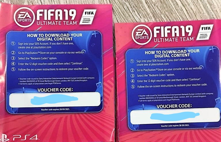 addition fifa 19 ps4 only RU/EU
