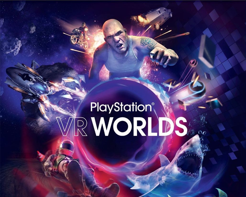 playstation vr worlds RUS only for VR