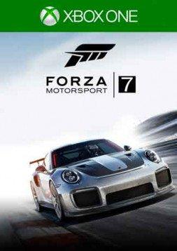 Forza Motorsport 7 XBOX ONE/WIN10 2019