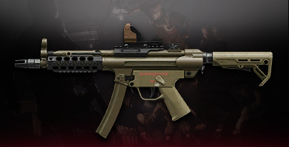 Warface macro for H&K MP5A5. X7,Bloody,MacrosEffects.