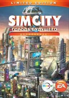 SimCity: Cities of Tomorrow. Limited edition (Origin)
