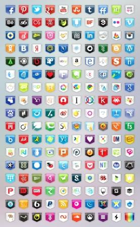 170 most most icons (read description)