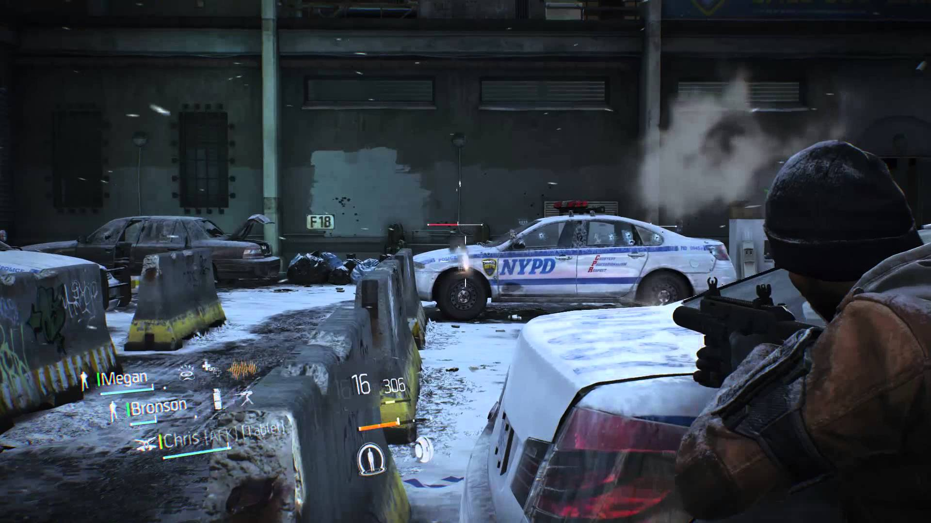 Tom Clancys The Division BETA — PC/PS4/XBOX1 — (GLOBAL)