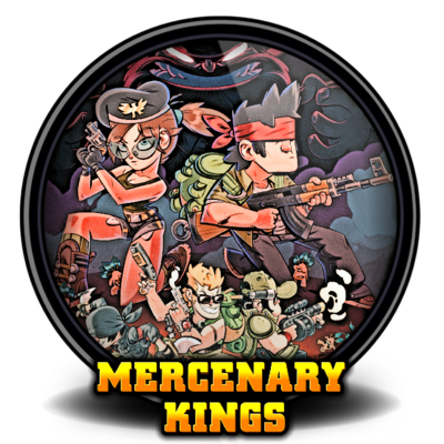 Mercenary Kings — STEAM GIFT — REGION FREE — ROW