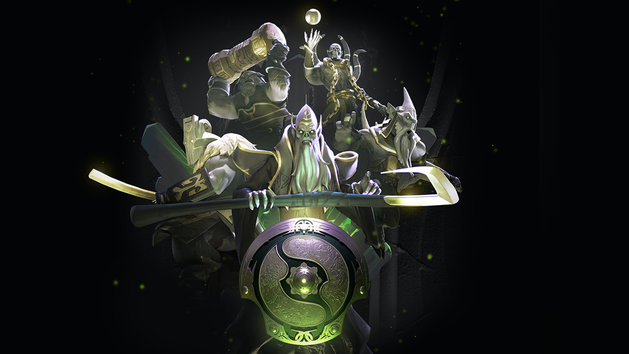The International 2018 Battle Pass Level 75 (RU) STEAM
