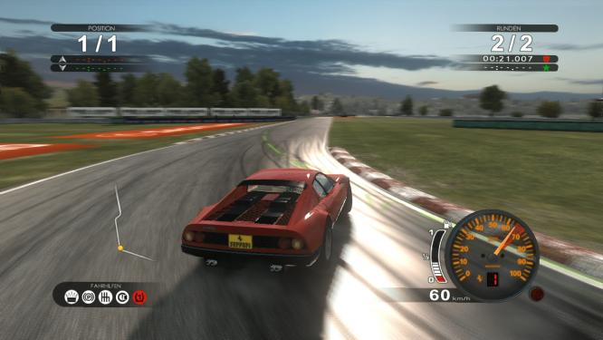 Test Drive: Ferrari Racing Legends — STEAM GIFT — ROW