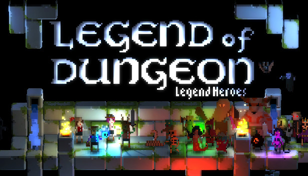 Legend of Dungeon — [Steam Gift] — REGION FREE — ROW