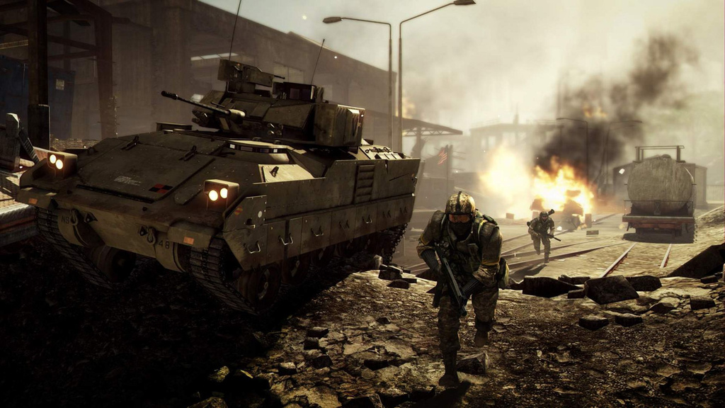 Battlefield: Bad Company 2 — Steam Gift +.