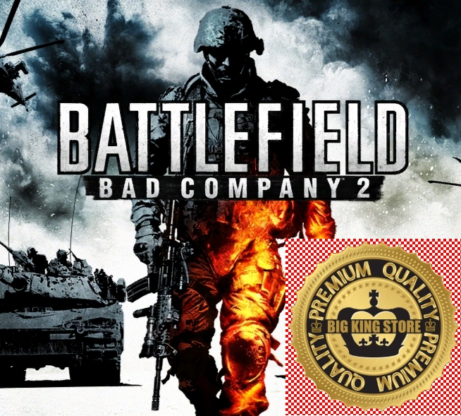 Battlefield: Bad Company 2 — Steam Gift +