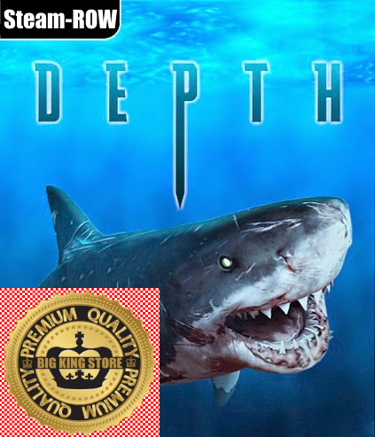 Depth — STEAM GIFT — REGION FREE — ROW