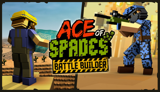 Ace of Spades: Battle Builder — STEAM GIFT — ROW
