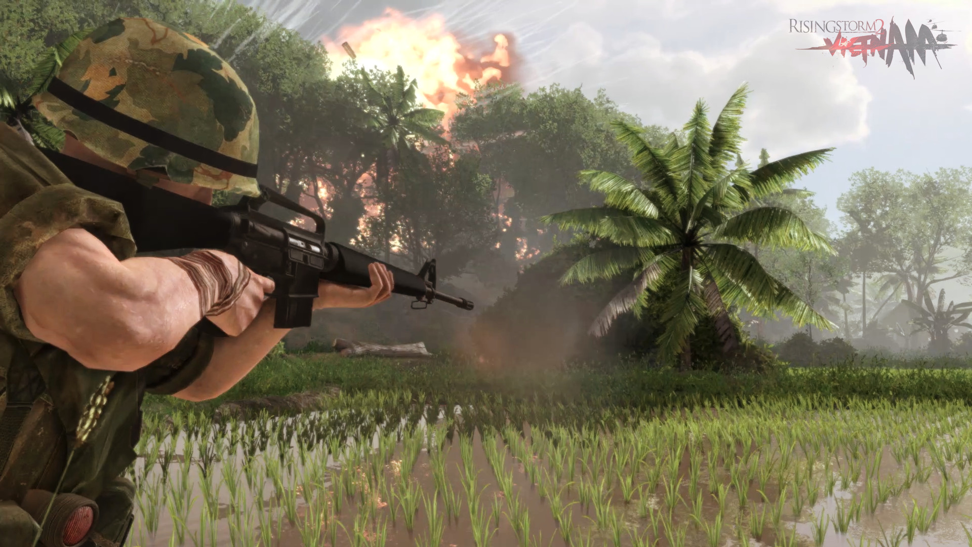 Rising Storm 2: VIETNAM - Beta Key - Steam- Region Free