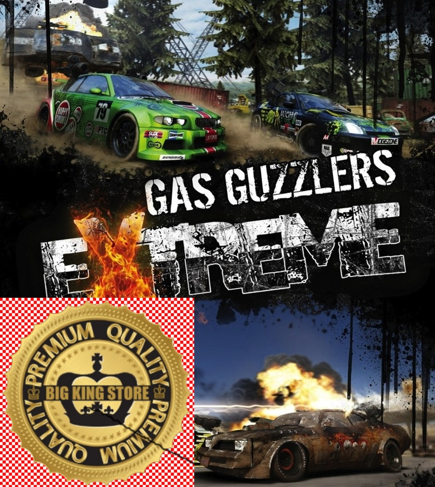 Gas Guzzlers Extreme - [Steam Gift] - (RU+UA+CIS)