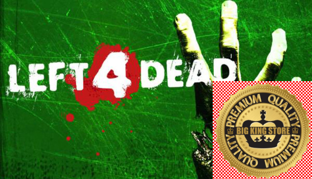 Left 4 Dead — STEAM GIFT