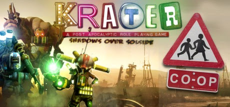 Krater (Steam Gift - Region Free) + GIFT