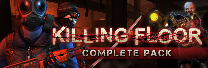Killing Floor Bundle (Steam Gift - ROW) + GIFT
