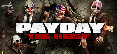 PAYDAY The Heist — Steam Gift — REGION FREE — ROW