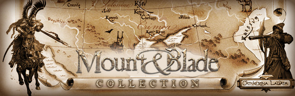 Mount & Blade Collection —STEAM GIFT — REGION FREE —ROW