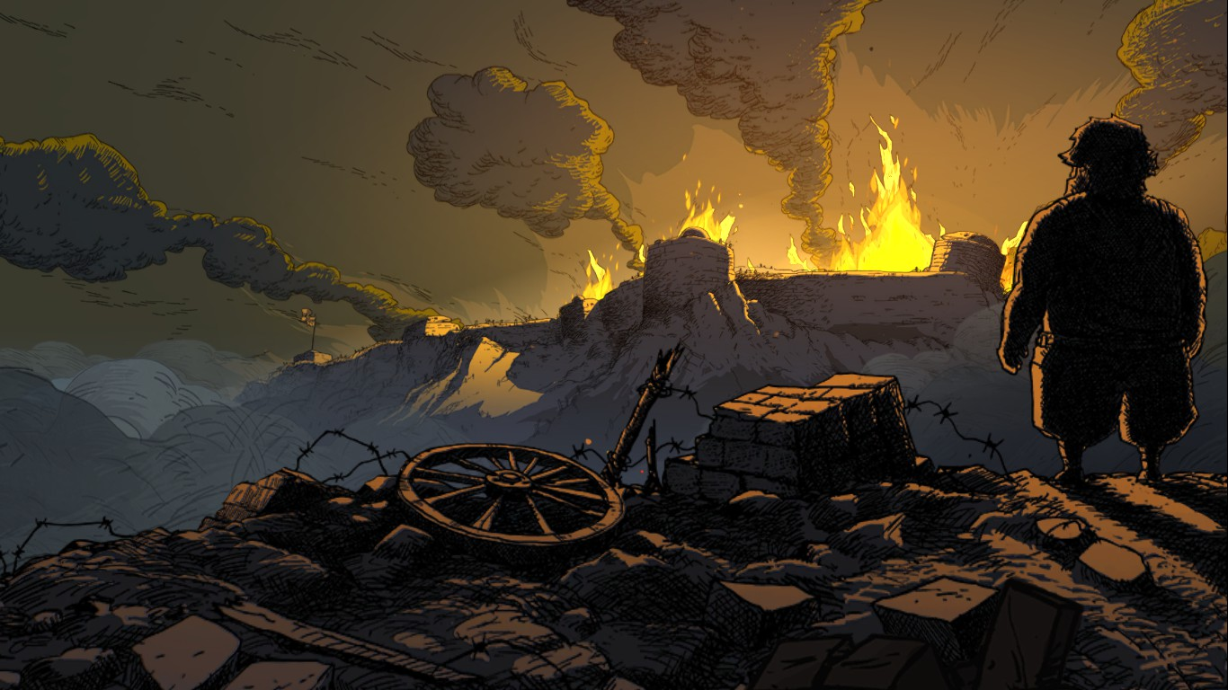 Valiant Hearts: The Great War (Steam Gift RU+CIS)
