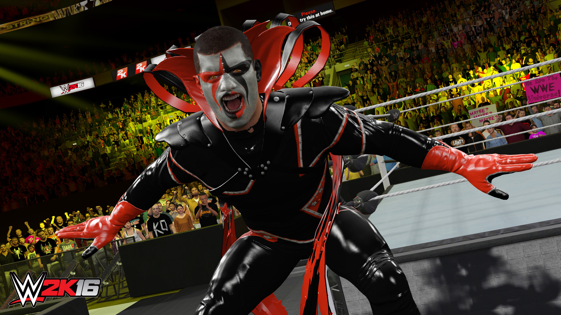 WWE 2K16 (Steam Gift RU+CIS)