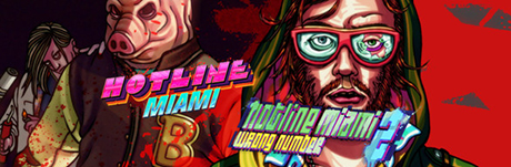Hotline Miami 1 + 2 Combo Pack (Steam Gift RU+CIS)
