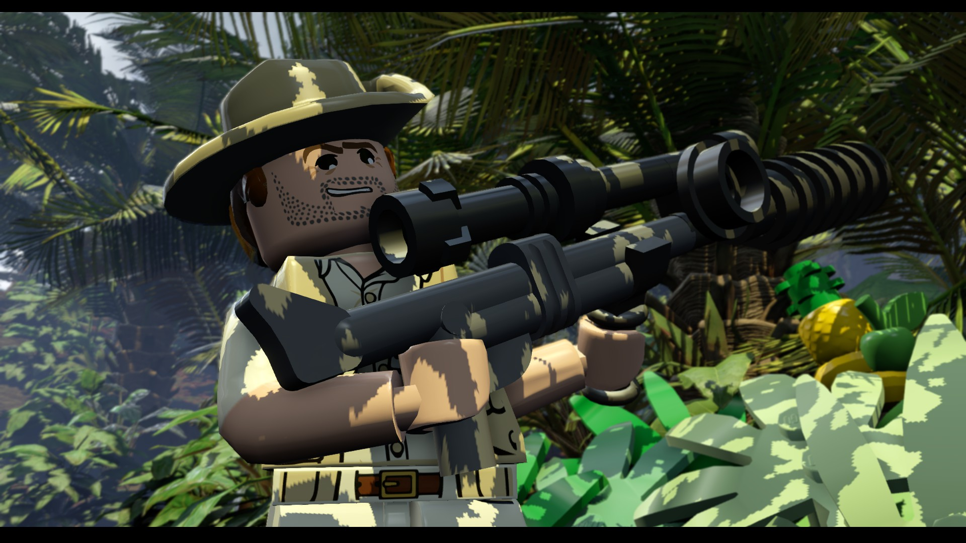 LEGO Jurassic World (Steam Gift RU+CIS)