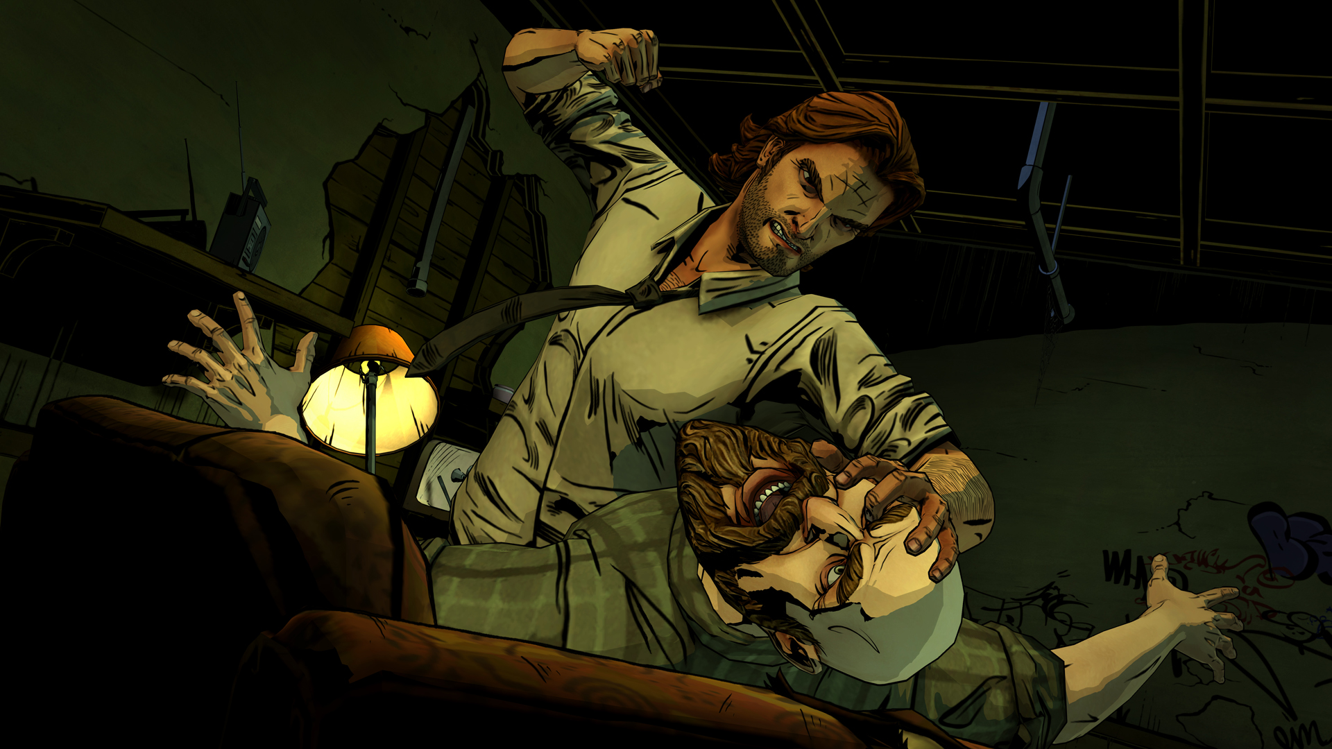 The Wolf Among Us (Steam Gift RU+CIS)