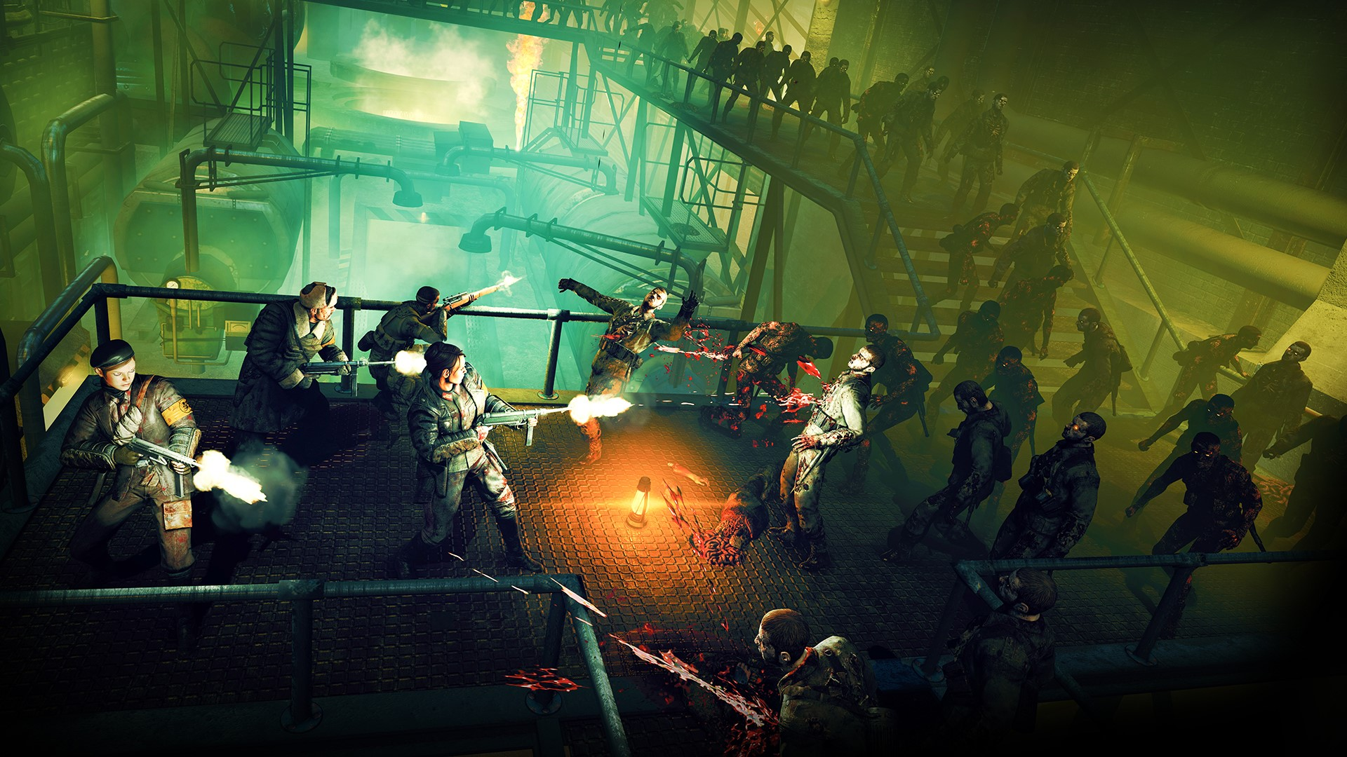 Zombie Army Trilogy (Steam Gift RU+CIS)