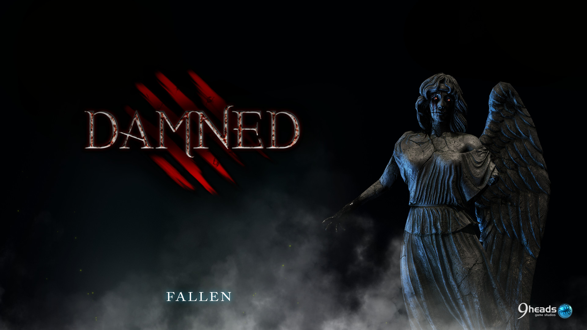 Damned (Steam Gift RU+CIS)