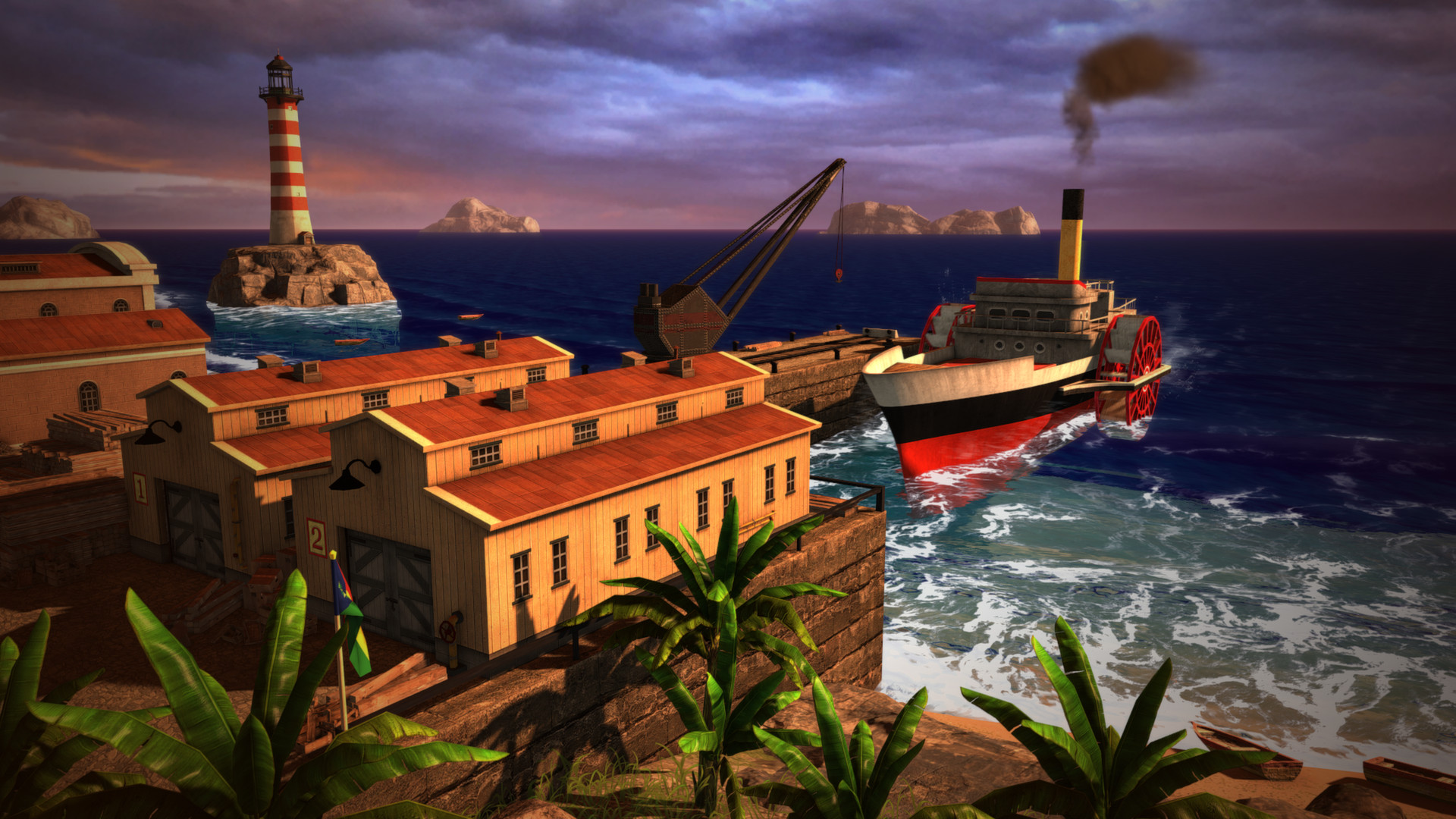 Tropico 5 (Steam Gift RU+CIS)