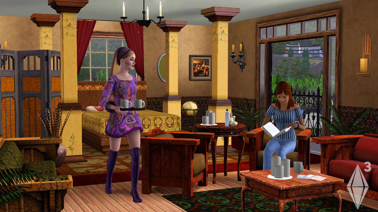 The Sims 3 (Steam Gift RU+CIS)