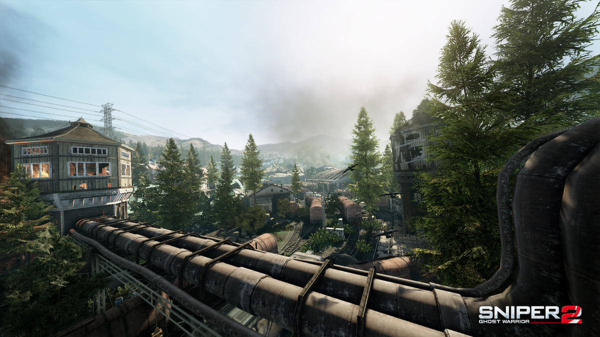 Sniper: Ghost Warrior Trilogy (Steam Gift RU+CIS)