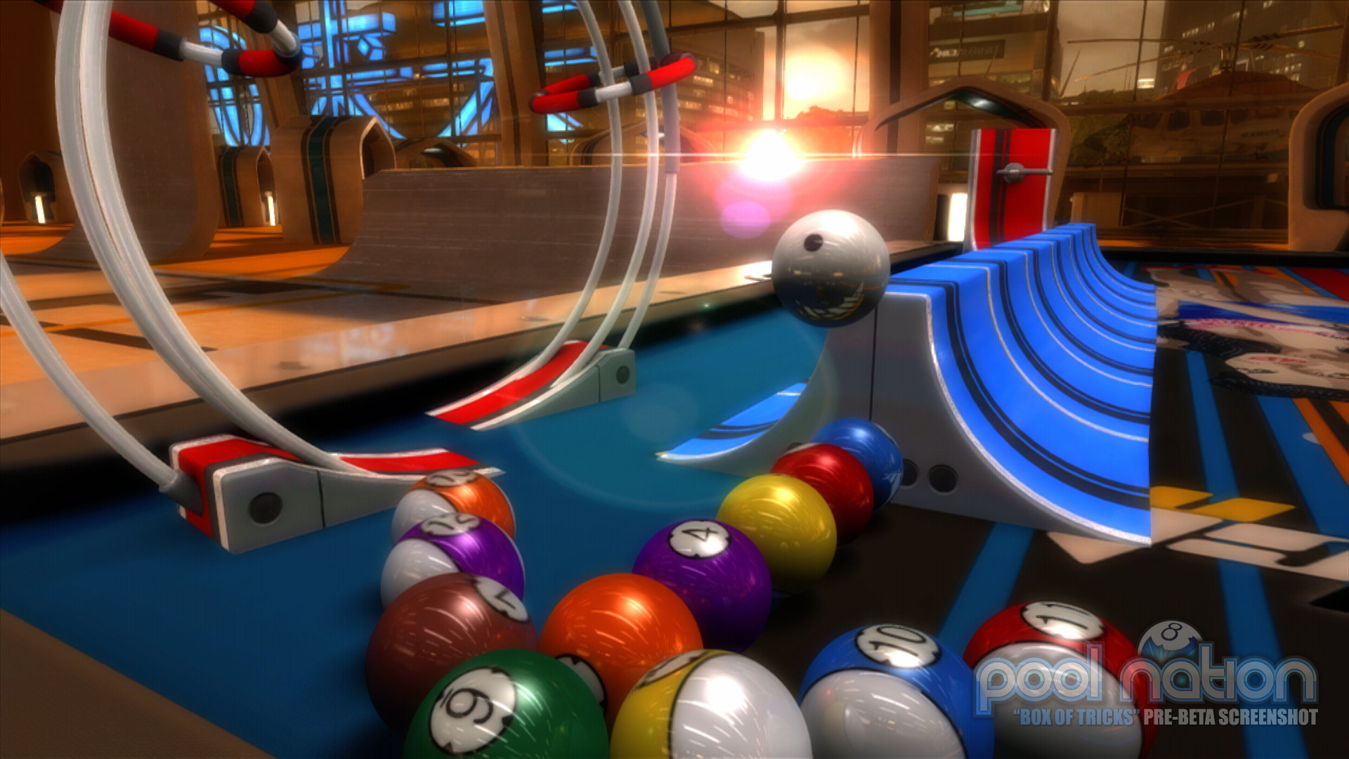Pool Nation & Bumper Pack Bundle (Steam Gift RU+CIS)