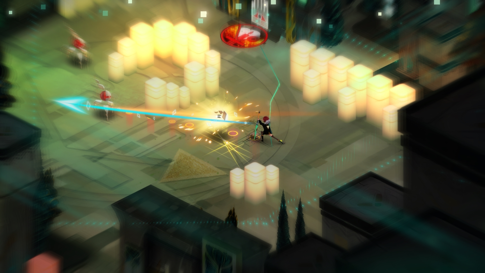 Transistor (Steam Gift RU+CIS)