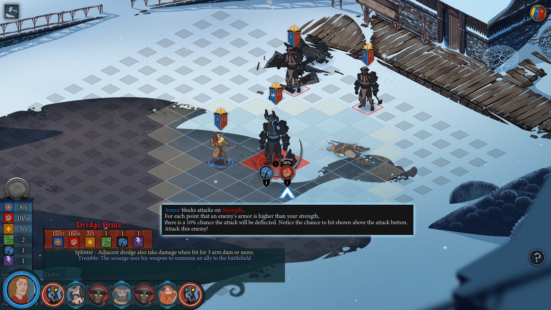 The Banner Saga (Steam Gift RU+CIS)