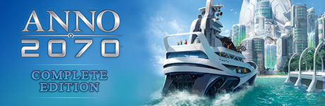 Anno 2070 Complete Edition (Steam Gift RU+CIS)