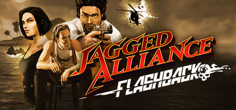 Jagged Alliance Flashback Digital Deluxe Edition RU+CIS