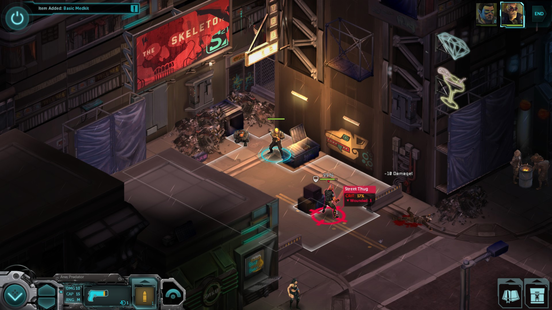 Shadowrun Returns Deluxe (Steam Gift RU+CIS)