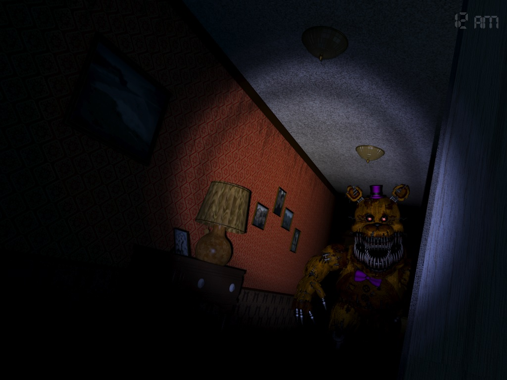 Five Nights at Freddy´s Franchise Pack (1-4) Gift RUCIS