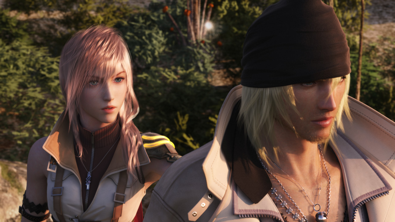 FINAL FANTASY XIII (Steam Gift RU+CIS)