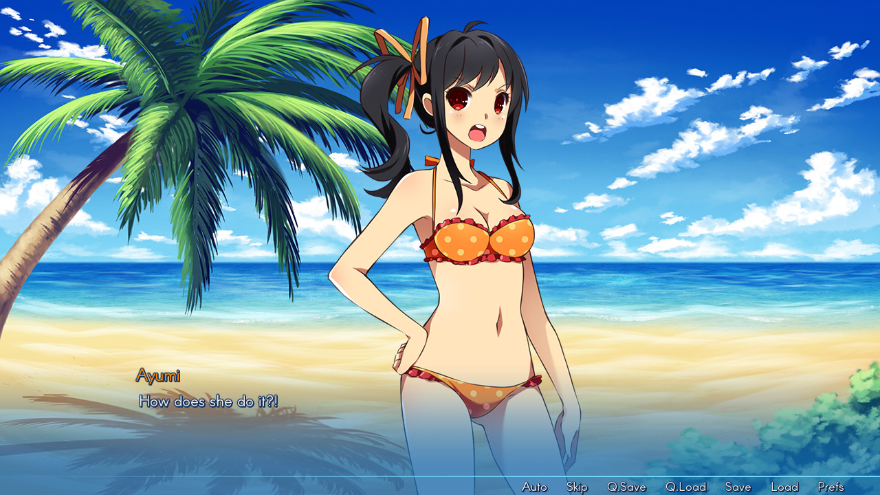 Sakura Beach 2 (Steam CD Key Region Free)
