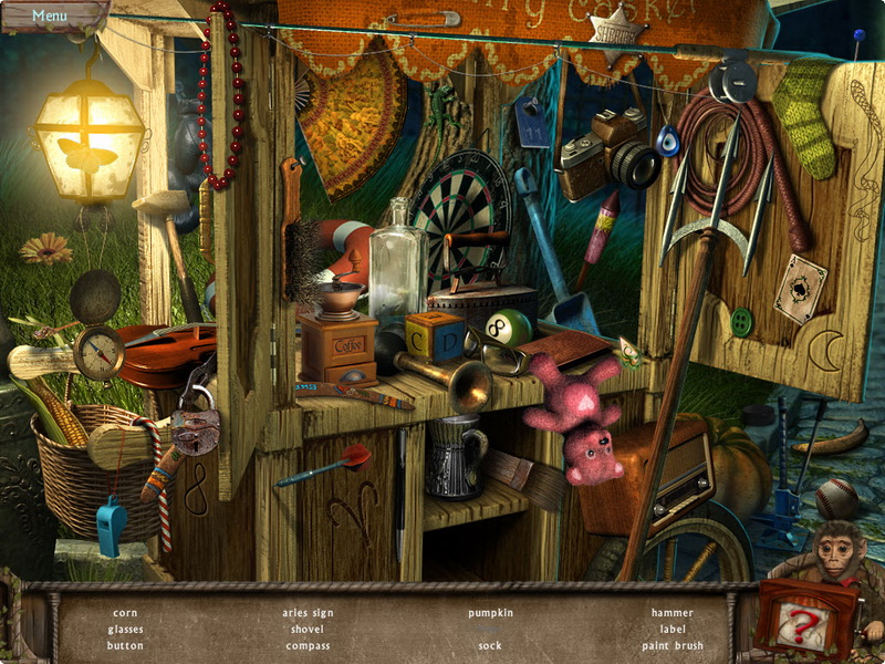 Hidden Object Bundle 5 in 1 (Steam CD Key Region Free)