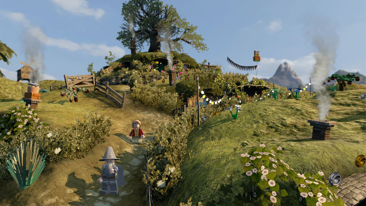 LEGO The Hobbit (Steam Gift RU+CIS)