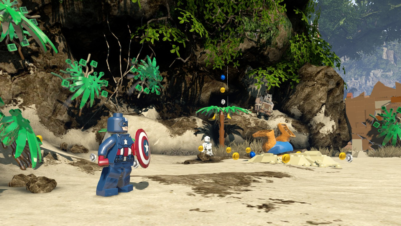 LEGO Marvel Super Heroes (Steam Gift RU+CIS)