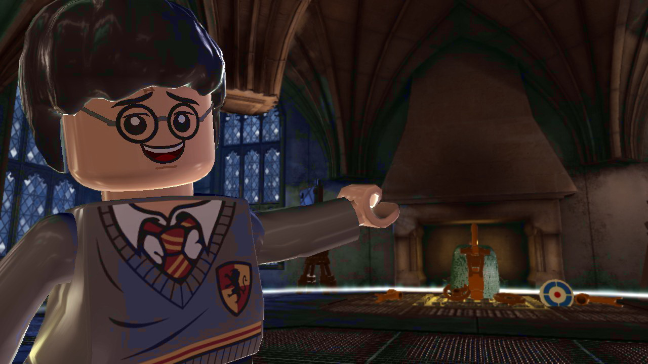 LEGO Harry Potter: Years 5-7 (Steam Gift RU+CIS)